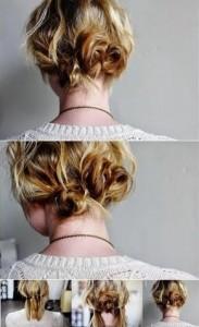 günlük saç şekilleri